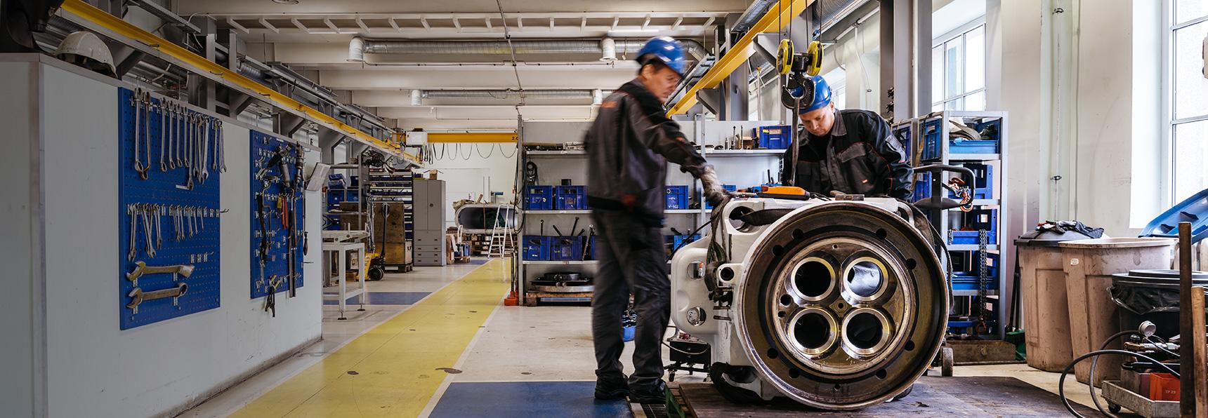 Diesel Engine Repair – AS LTH-Baas