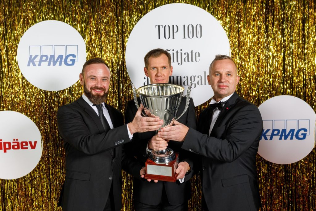 lth-baas is awarded company of the year 2019