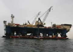 "Pipelay vessel ""Castoro Sei"""