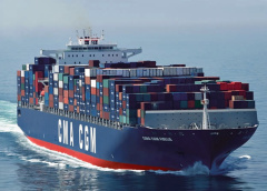 CMA CGM (8 container ships)