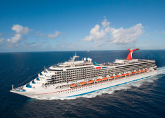 Carnival Cruises, 2 vessels